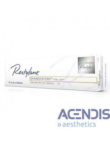 Restylane Vital Light Lidocaine