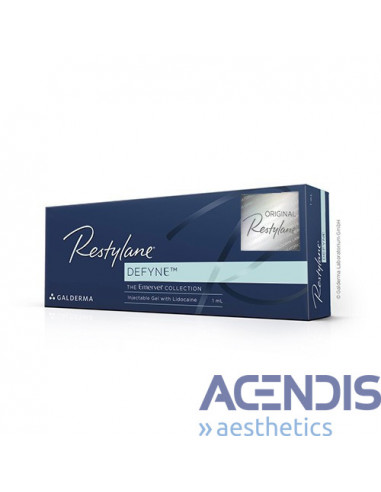 Restylane Defyne mit Lidocain