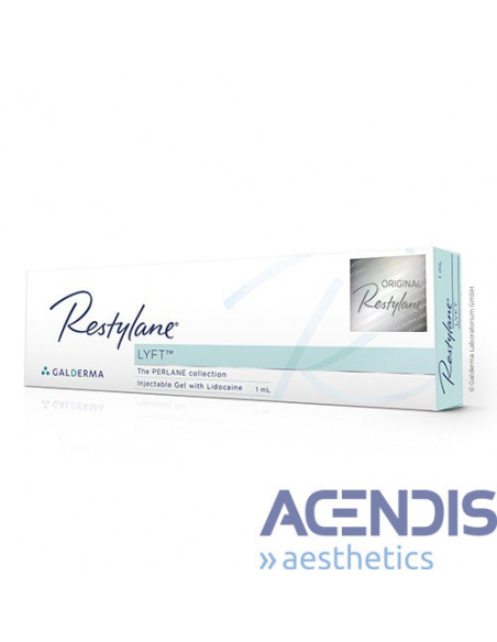 RESTYLANE Lyft Lidocain – Dezenter Volumenaufbau und Korrektur tiefer Gesichtsfalten