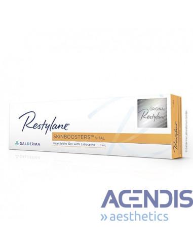 Restylane Vital Skinbooster mit Lidocain