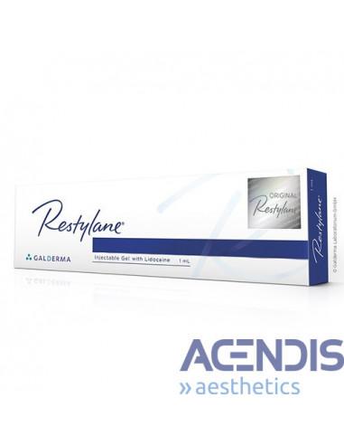 Restylane mit Lidocaine