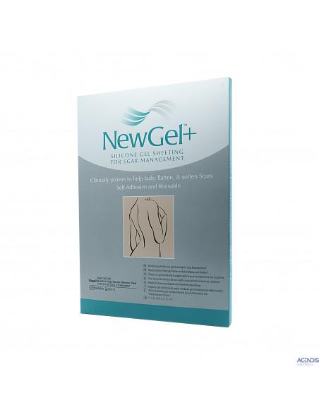NewGel Narbenpflaster Bauch/ Unter-Brust