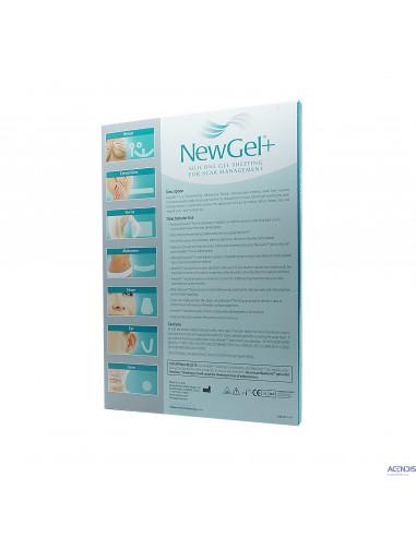 NewGel Silikon Narbenpflaster...