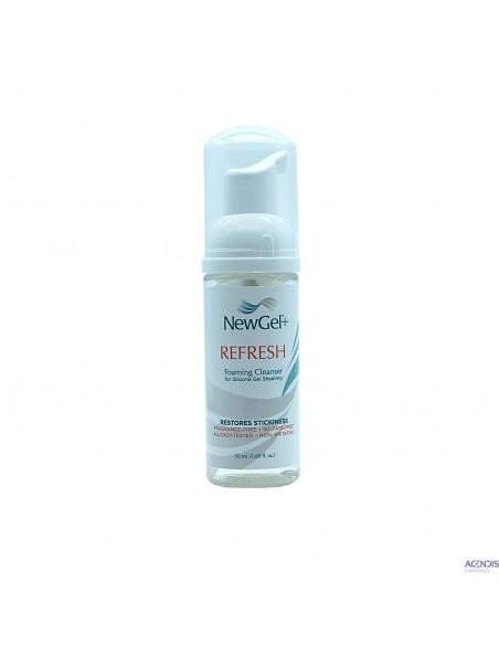 NewGel Reinigungsschaum für Narbengelpflaster