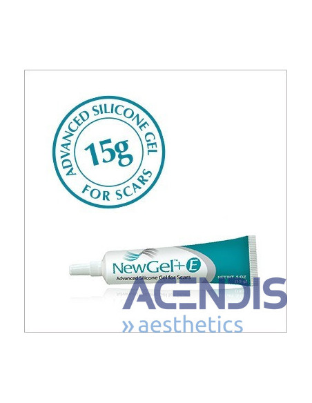 NewGel+E Silicone Gel mit Vitamin E - 15 gramm