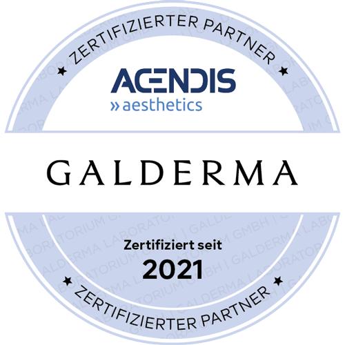 Galderma Zertifizierter Partner
